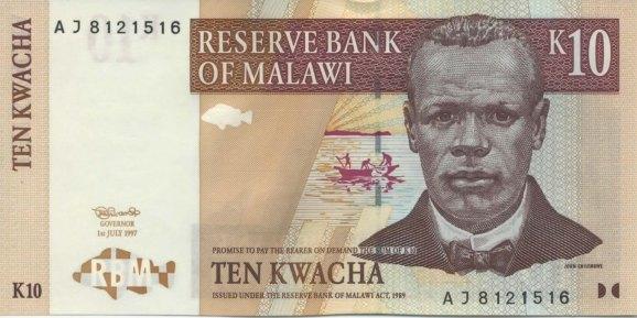 chilembwe-banknote